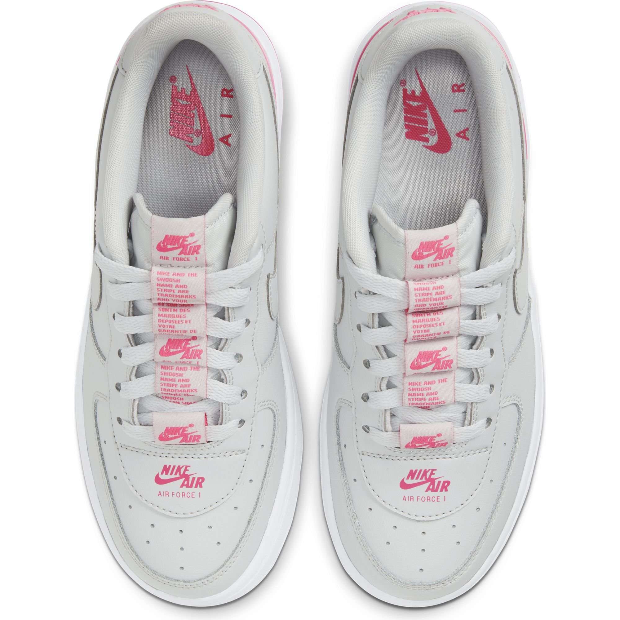 nike air force 1 lv8 3 gs photon dust digital pink