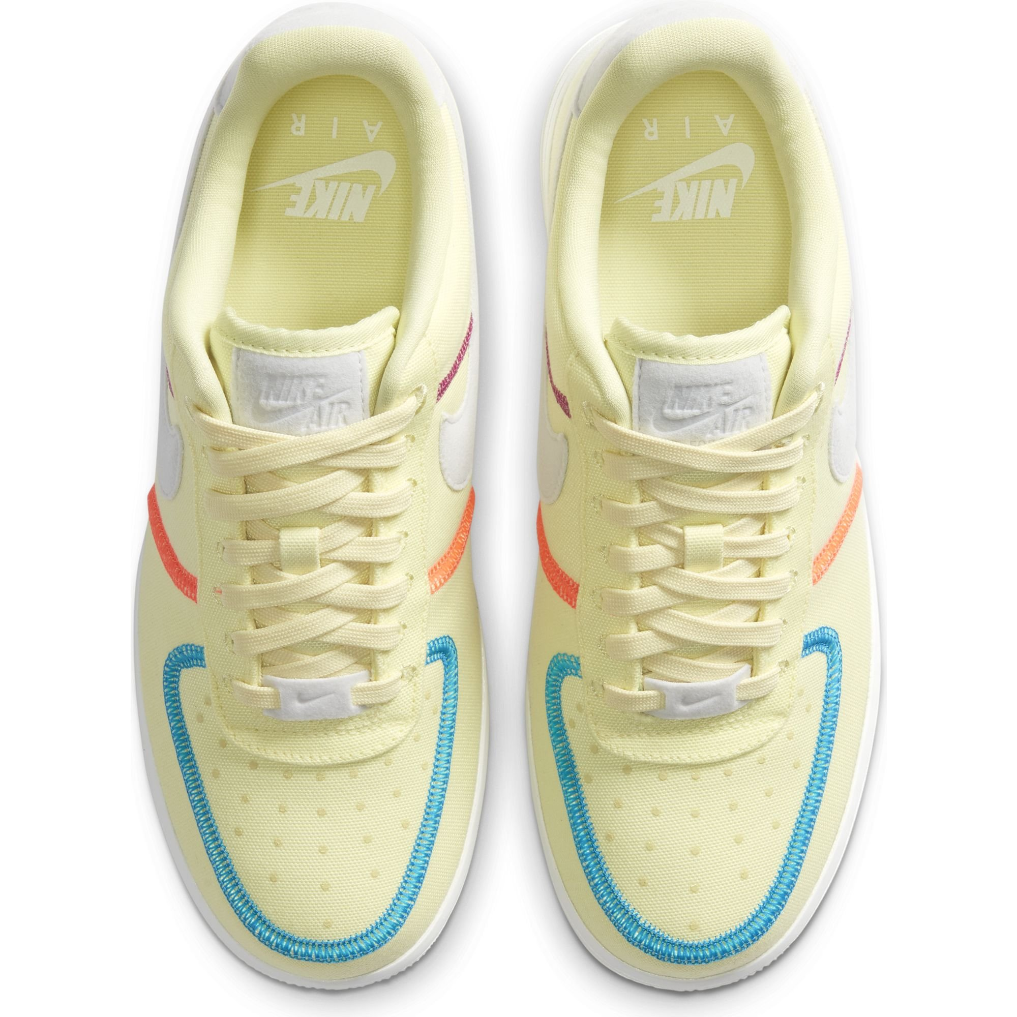 nike wmn air force 1 '07 lx life lime