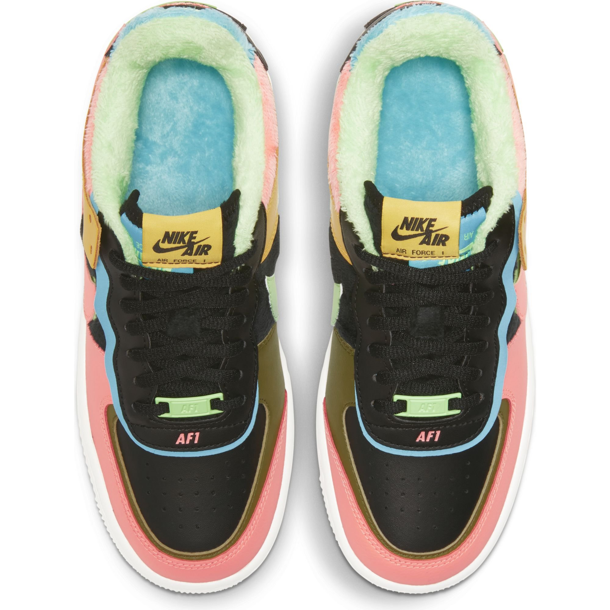 Nike wmn air force 1 shadow se solare flare