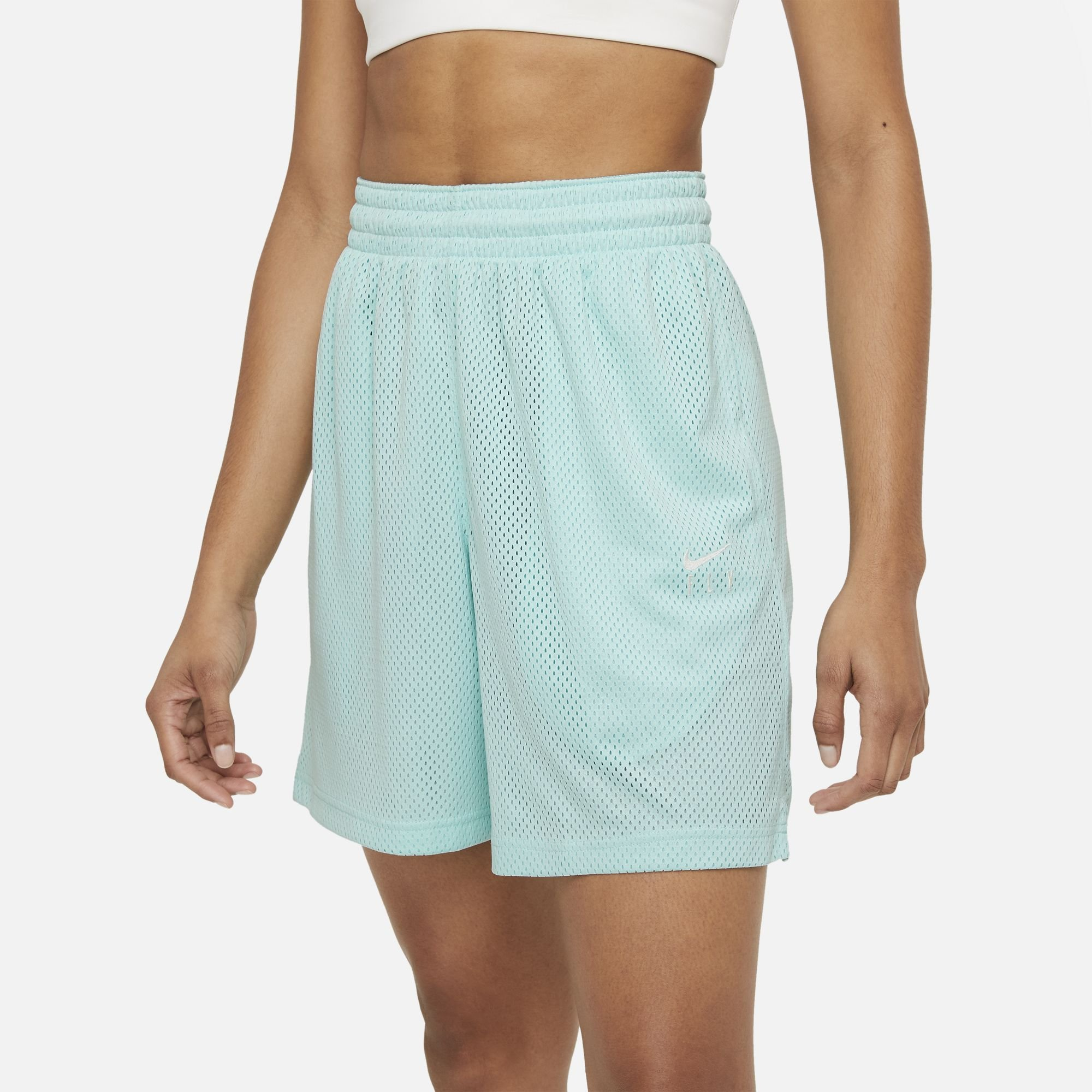 "nike dri-fit short tight light dew ""fly pack for her"""