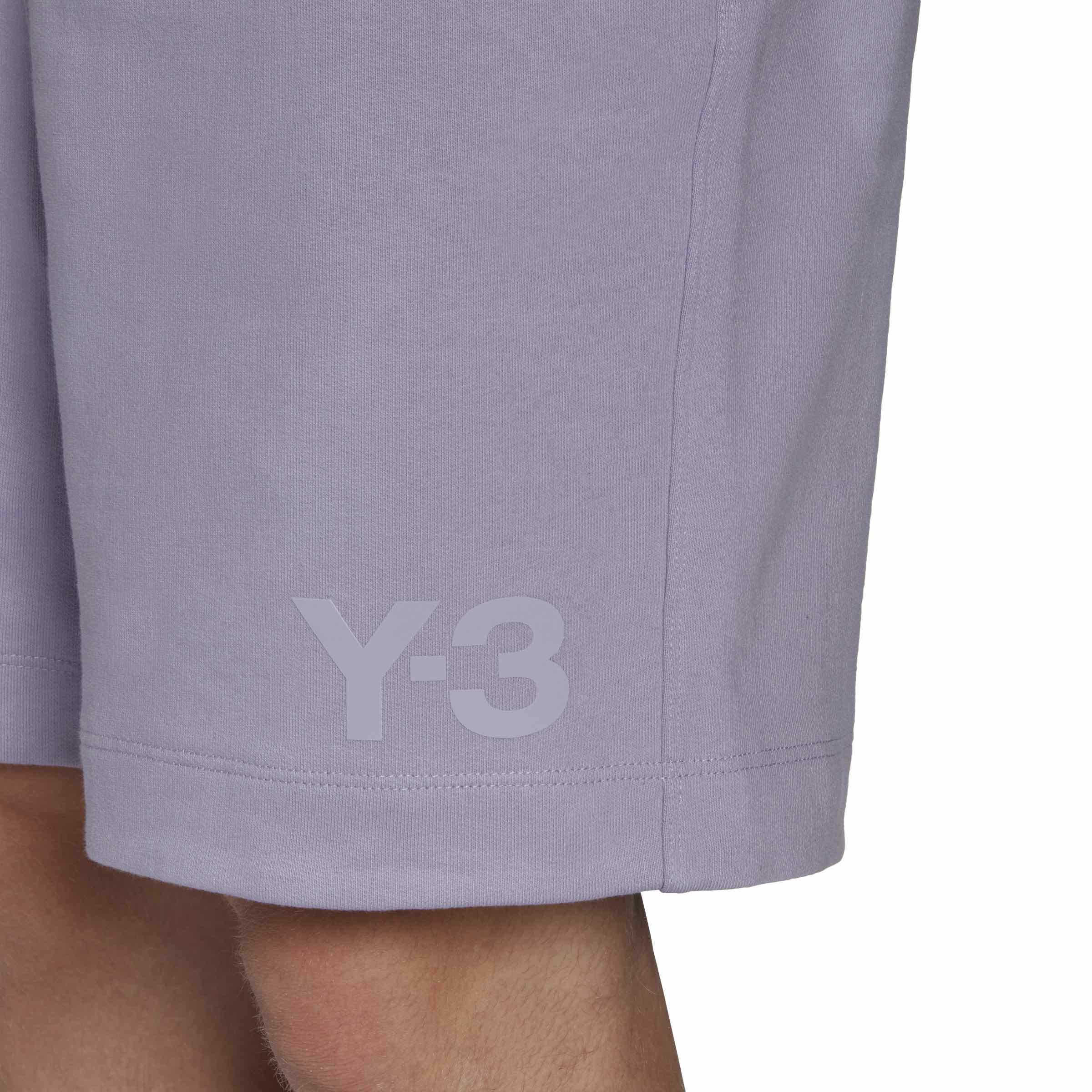 Y3 Adidas classic terry shorts hope