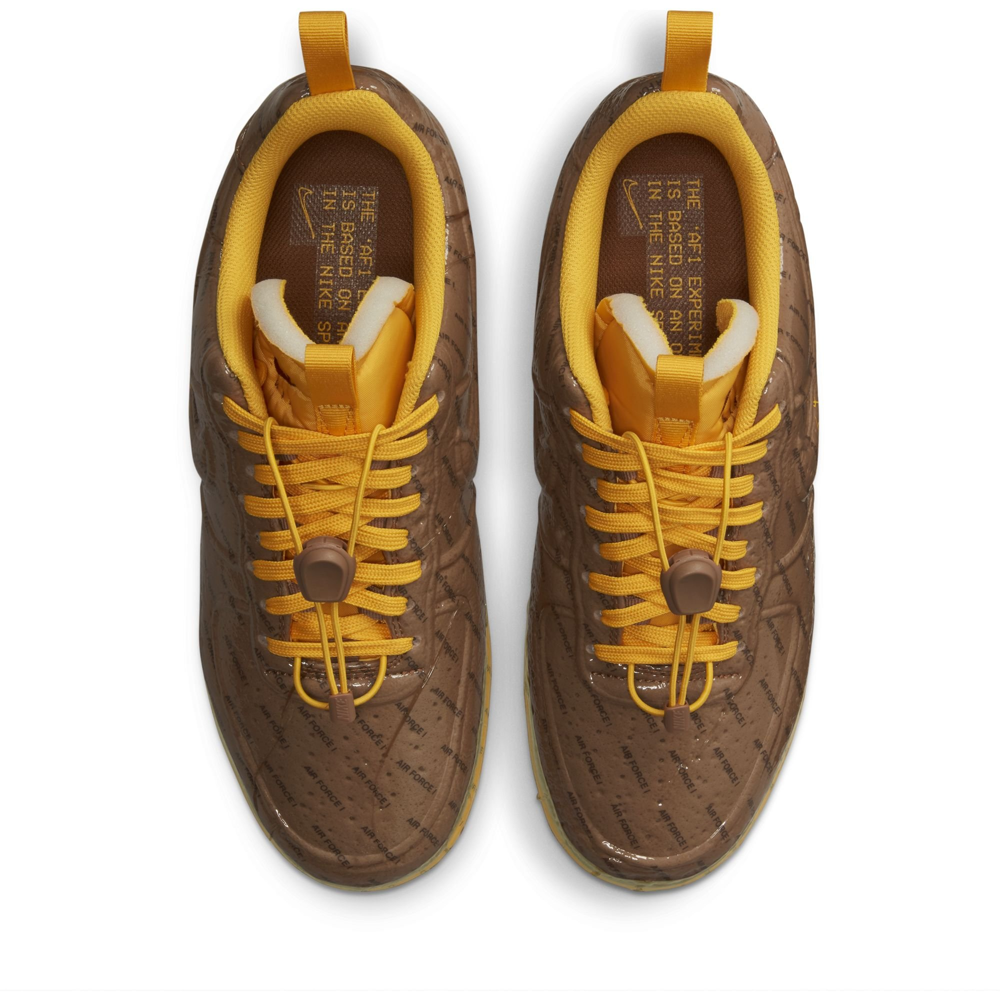 """nike air force 1 experimental """"Archaeo Brown"""""""