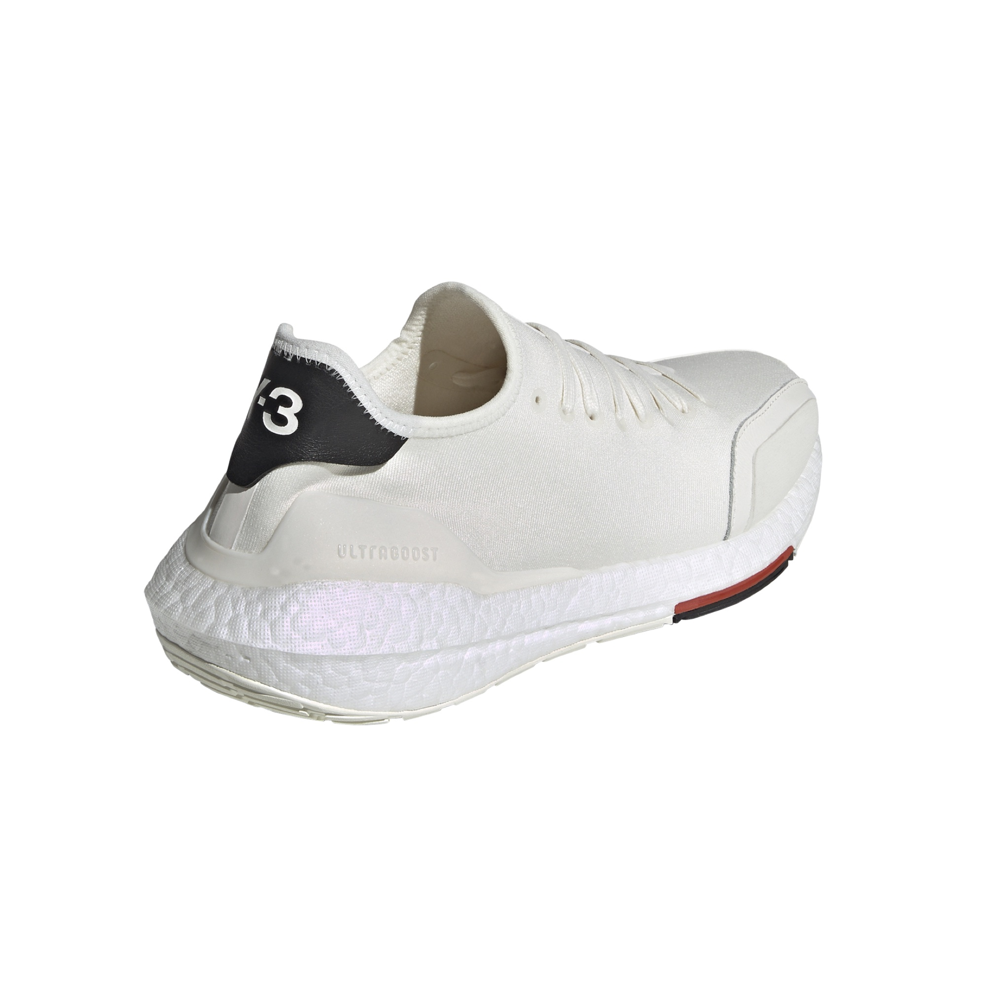 Y3 Adidas Ultraboost 21 core white red black