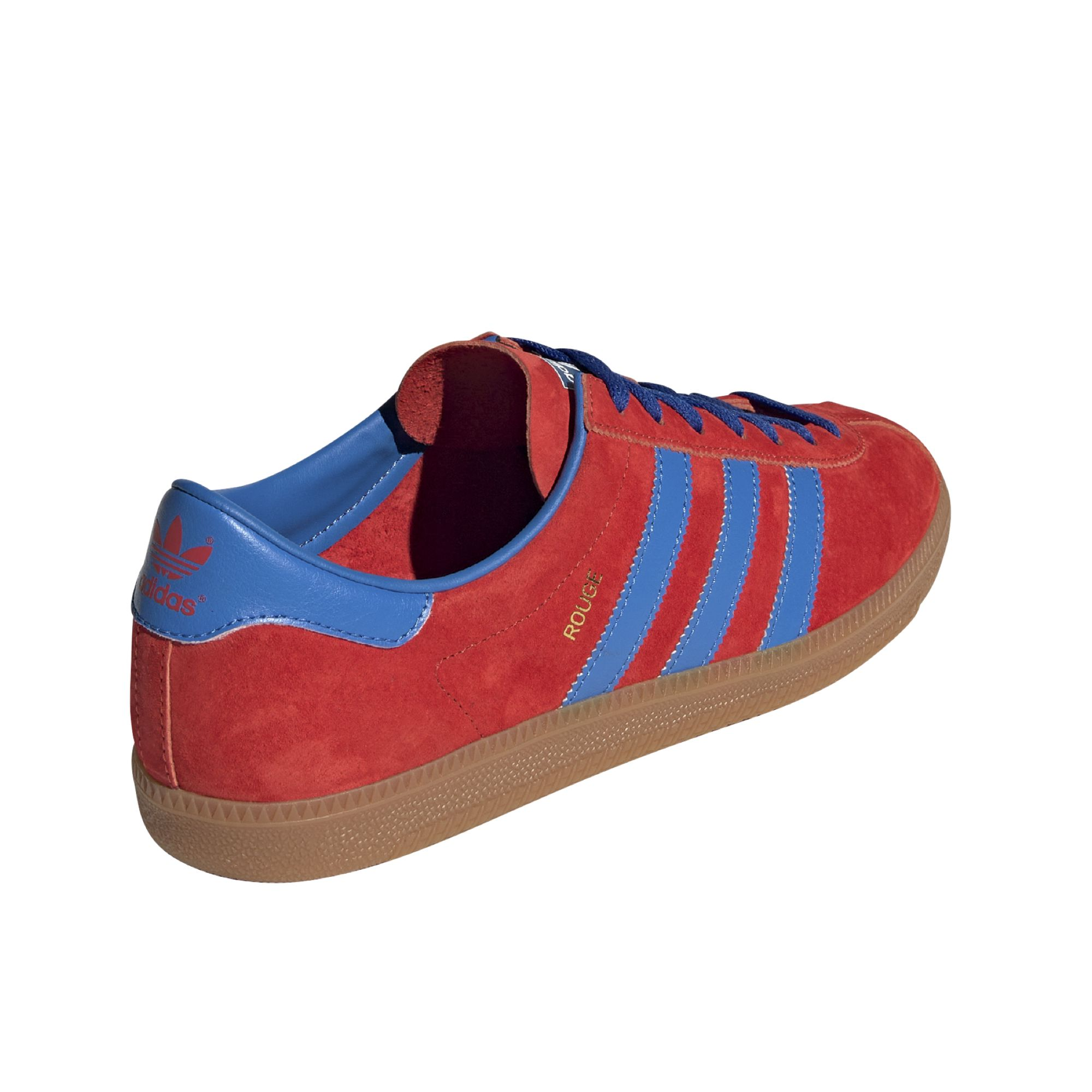 """Adidas """"rouge"""" red blue"""