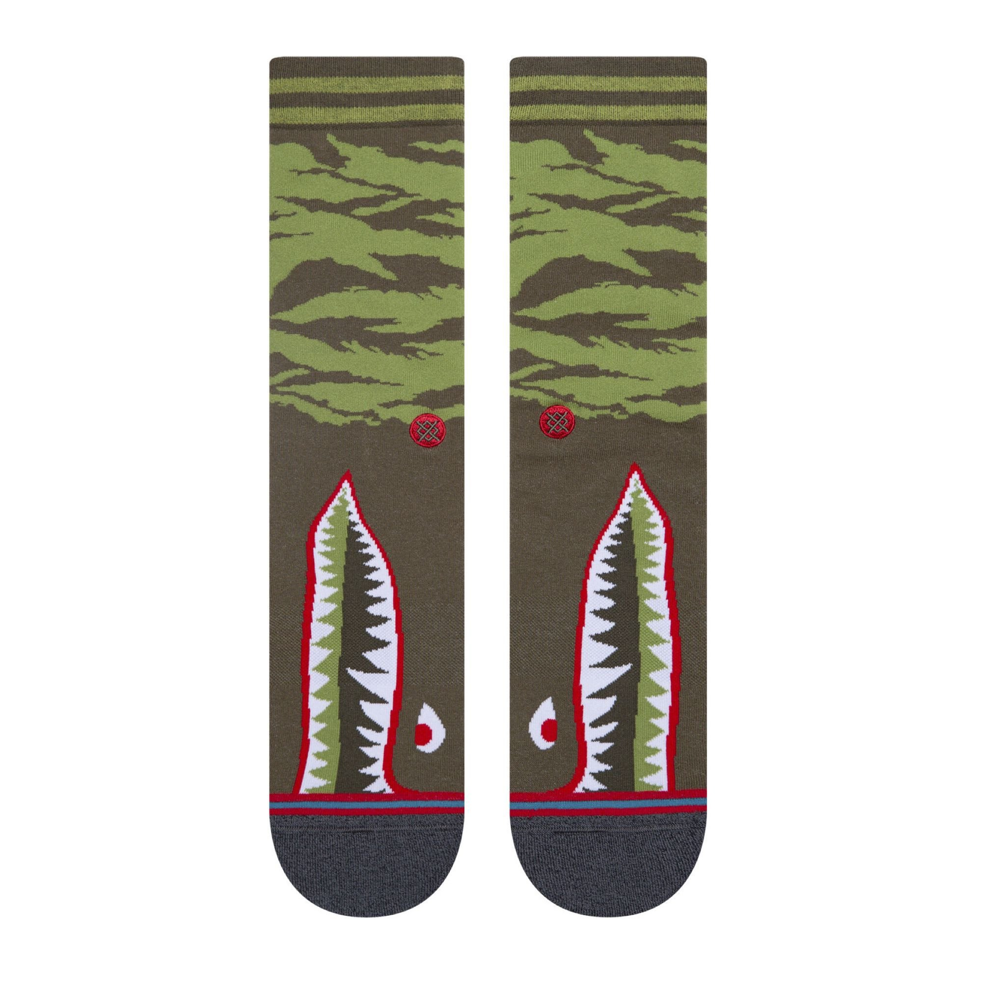 Stance casual warbird olive